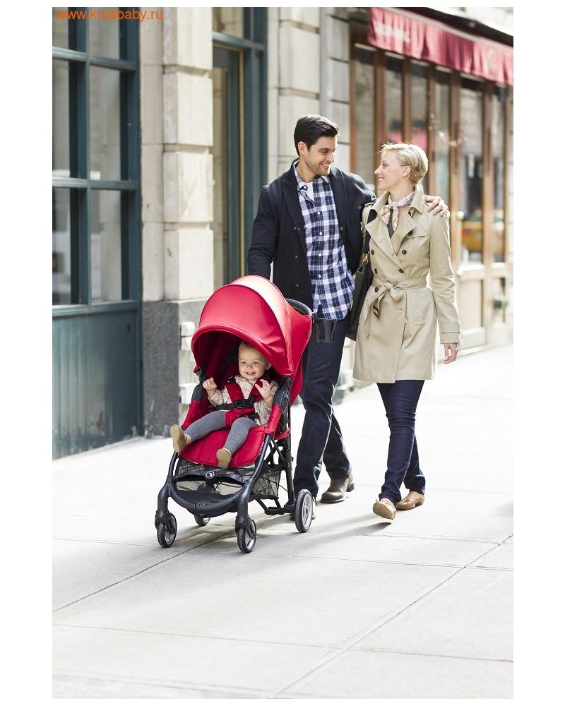 Коляска прогулочная Baby Jogger CITY MINI ZIP (фото, вид 4)