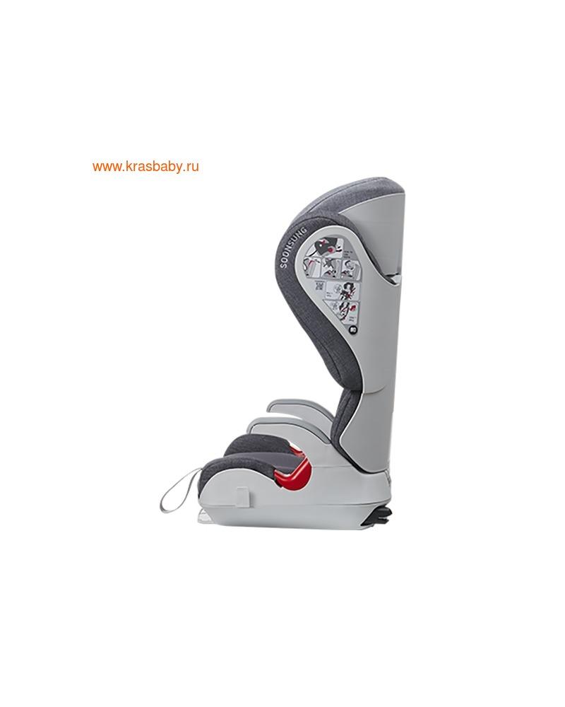 Автокресло DUCLE Xena Junior™ ISOFIX (15-36 кг) (фото, вид 9)