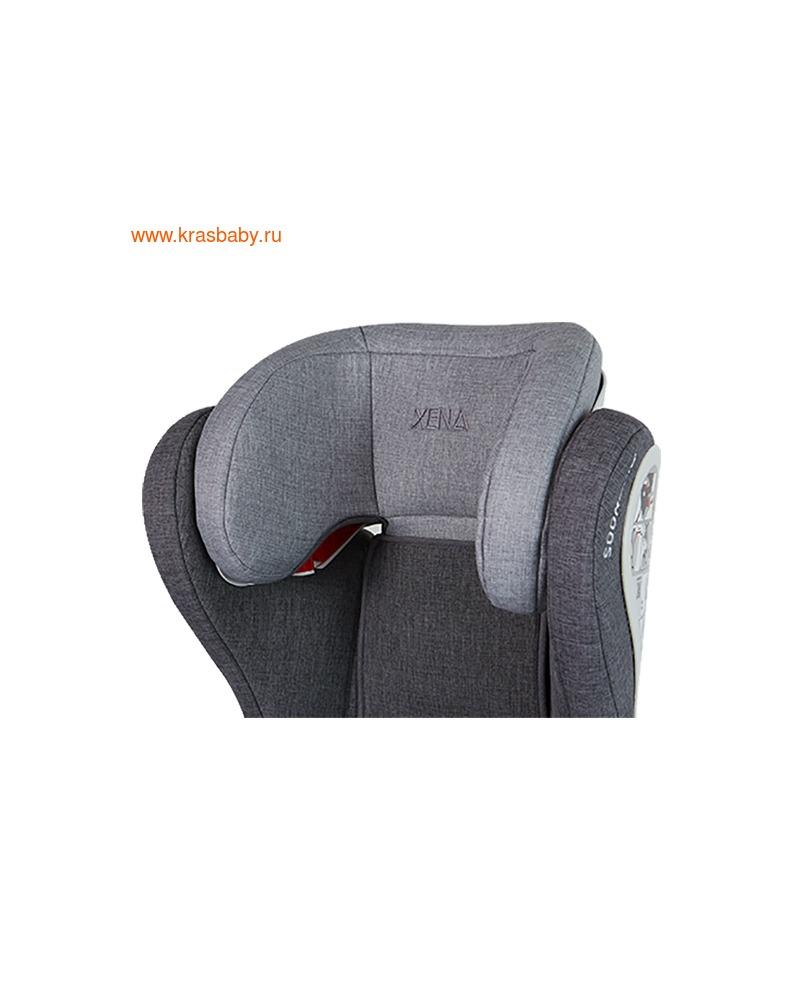 Автокресло DUCLE Xena Junior™ ISOFIX (15-36 кг) (фото, вид 17)
