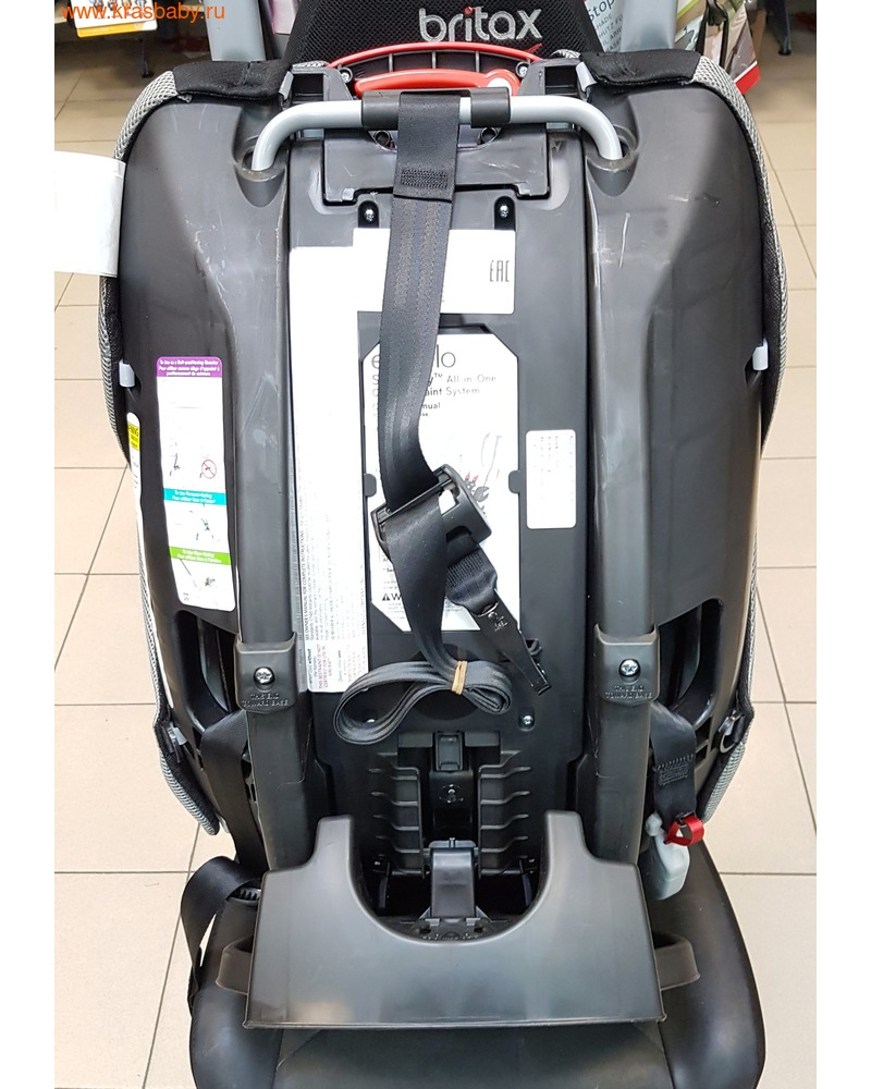 Автокресло EVENFLO Symphony™ e3 LX Platinum Series™ Kronus (2-50 кг) (фото, вид 7)