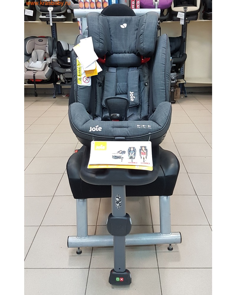 Автокресло JOIE Stages™ ISOFIX (0-25 кг) (фото, вид 2)