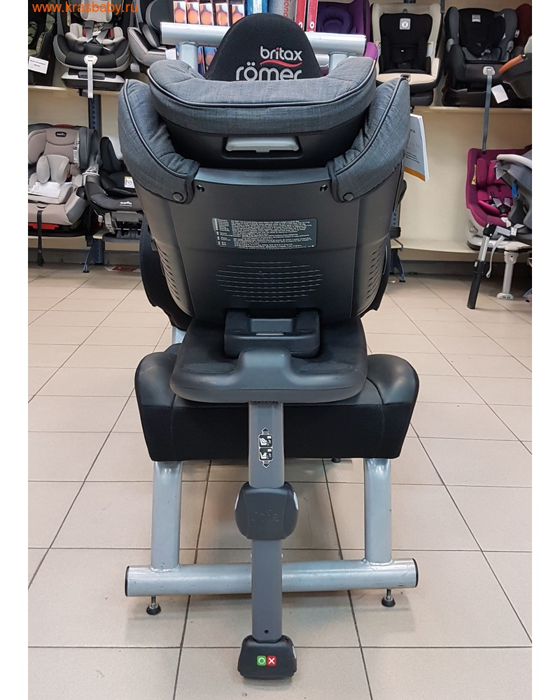 Автокресло JOIE Stages™ ISOFIX (0-25 кг) (фото, вид 4)