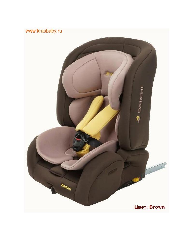 Автокресло DAIICHI D-Guard Toddler™ ISOFIX (9-36 кг) (фото, вид 7)