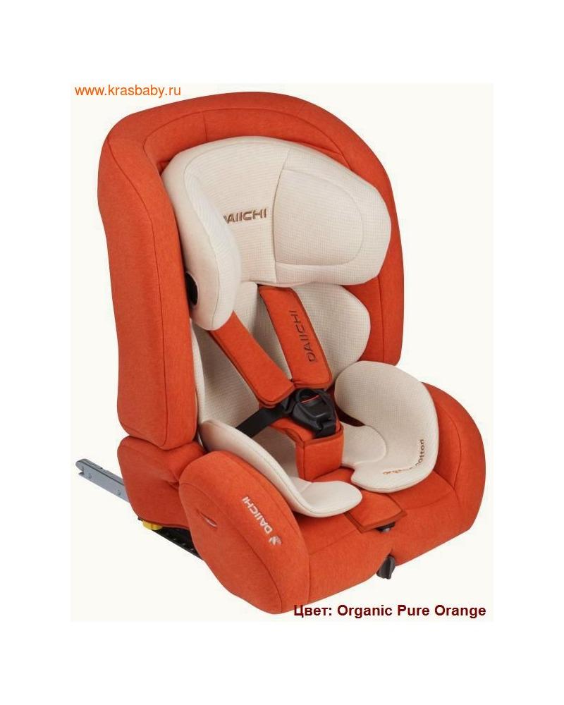 Автокресло DAIICHI D-Guard Toddler™ ISOFIX (9-36 кг) (фото, вид 3)