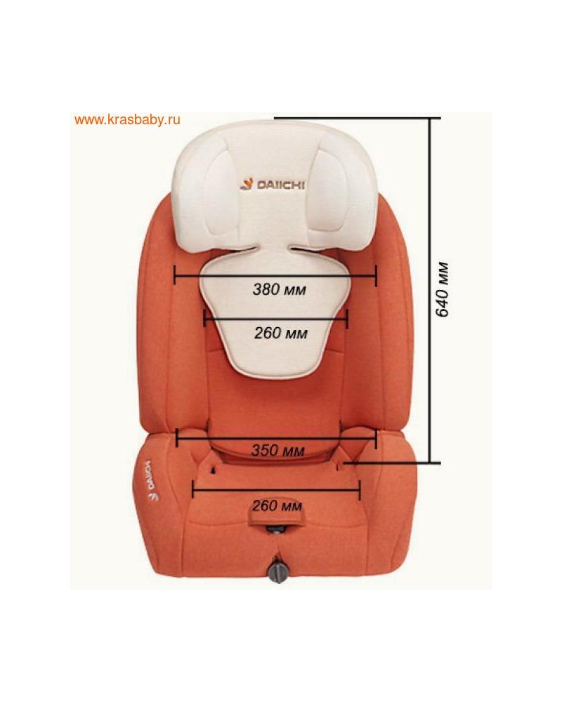 Автокресло DAIICHI D-Guard Toddler™ ISOFIX (9-36 кг) (фото, вид 20)