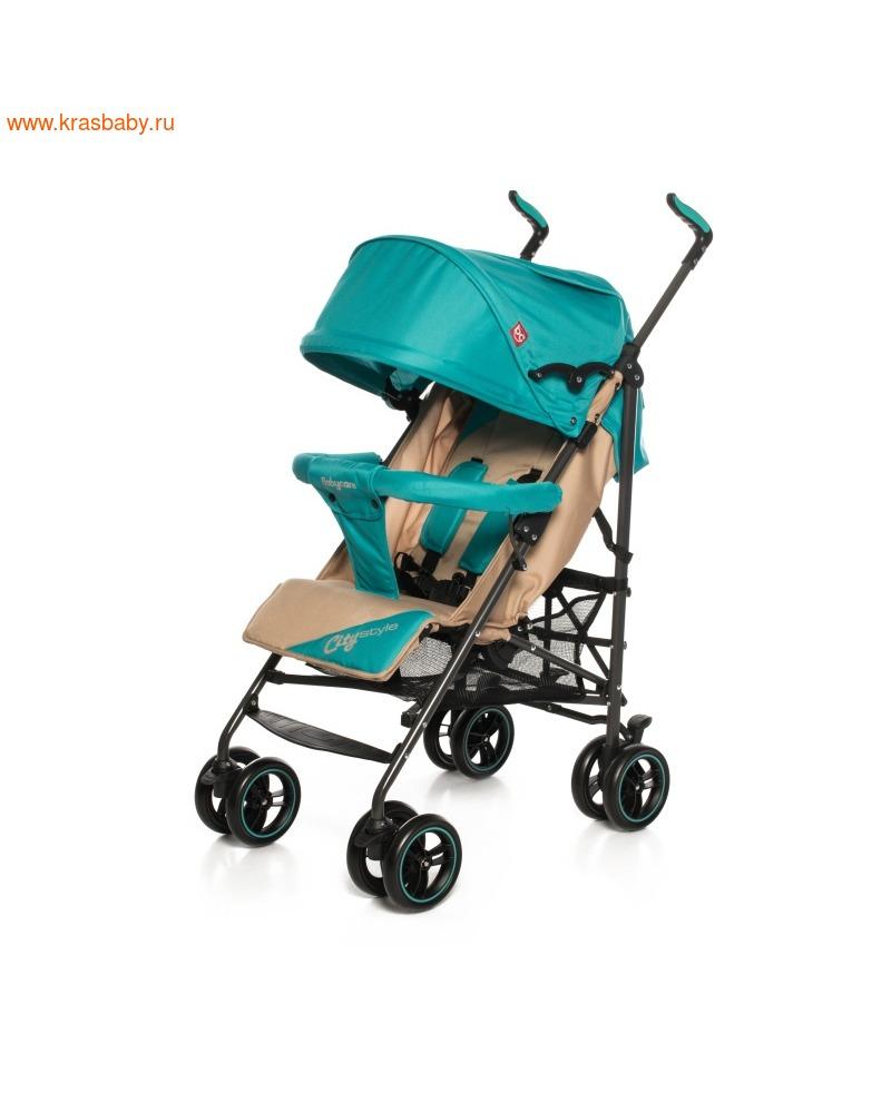 Коляска прогулочная Baby Care CITY STYLE (7,7кг) (фото, вид 5)