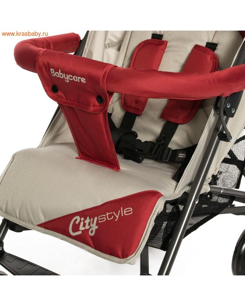 Коляска прогулочная Baby Care CITY STYLE (7,7кг) (фото, вид 19)