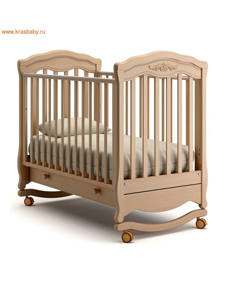 Кроватка GANDYLYAN ШАРЛОТТА (фото, вид 21)