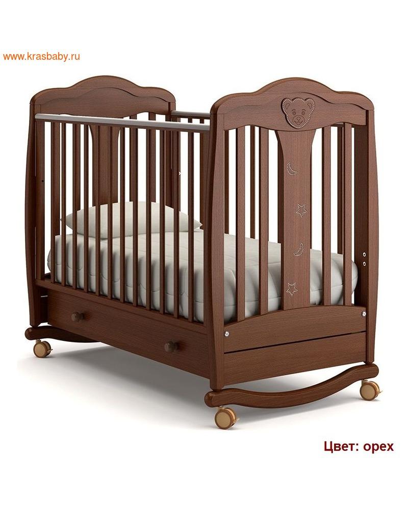 Кроватка GANDYLYAN МИШЕЛЬ (качалка) (фото, вид 5)