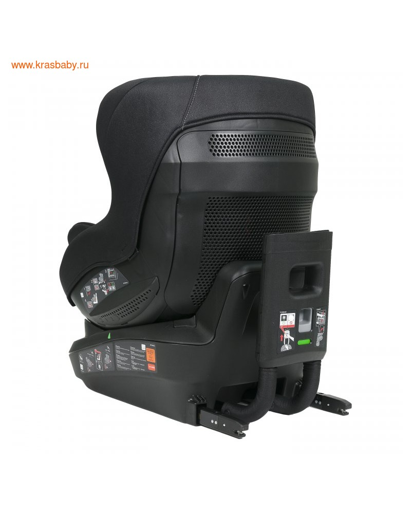 Автокресло CARMATE KURUTTO 3i (0-18 кг) isoFix поворотное (фото, вид 33)
