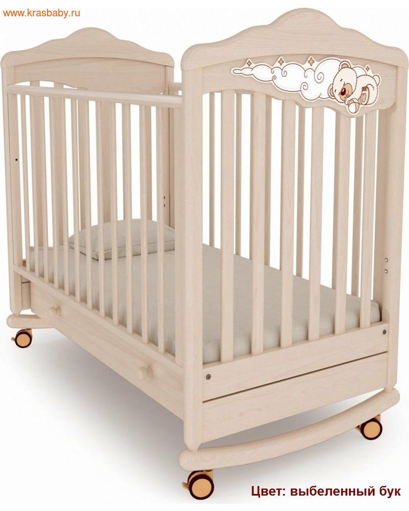 Кроватка GANDYLYAN Angela Bella Изабель (фото, вид 16)