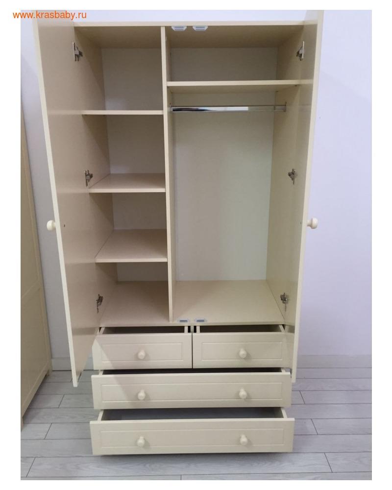 Шкаф GANDYLYAN двухдверный (фото, вид 7)