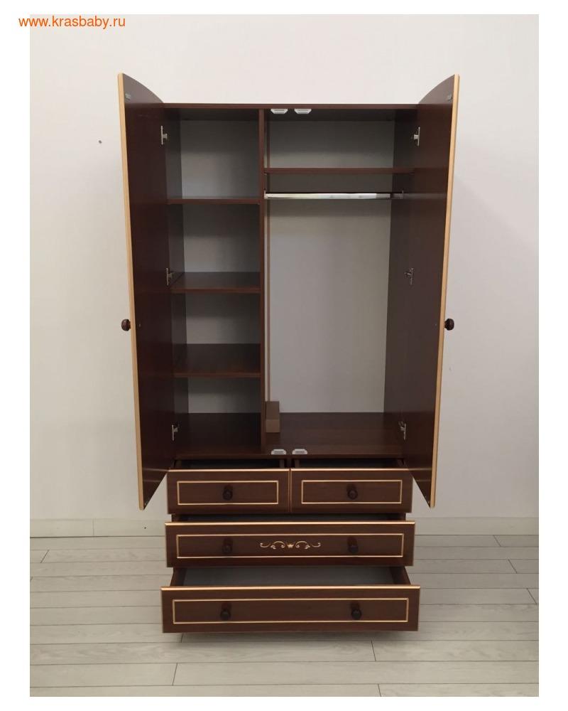 Шкаф GANDYLYAN двухдверный люкс (фото, вид 6)
