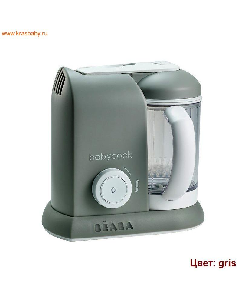 BEABA Блендер-пароварка BABYCOOK® (фото, вид 3)