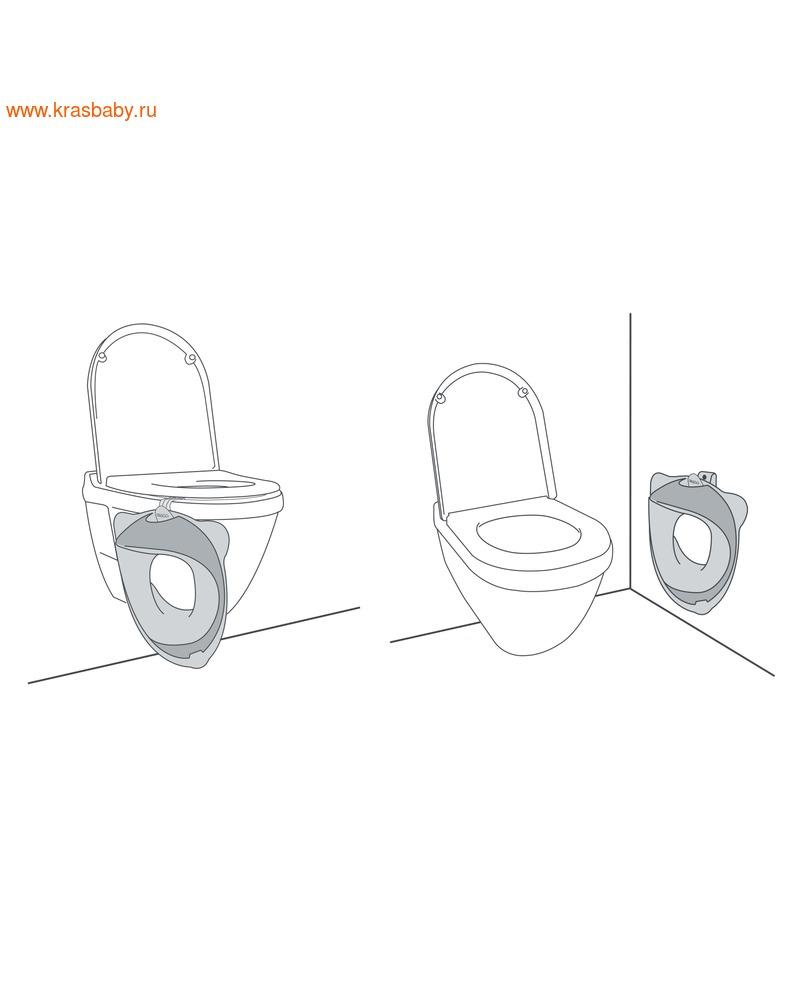 Сидение для унитаза BEABA Toilet Trainer Seat (фото, вид 4)