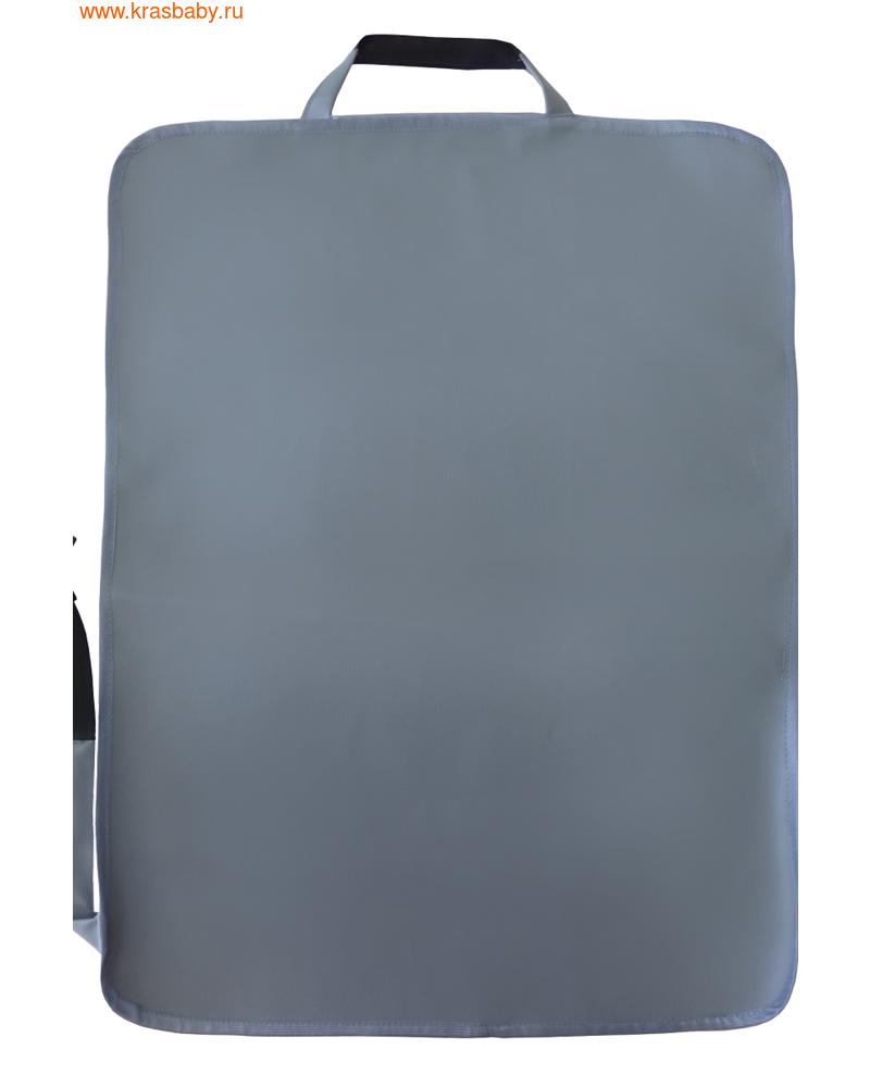 Protection Baby Защитная накидка на спинку переднего сиденья (эко-кожа) (фото, вид 2)