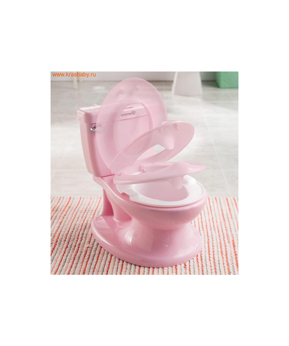 SUMMER INFANT Детский горшок My Size Potty (фото, вид 9)
