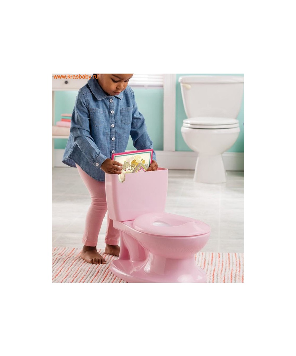 SUMMER INFANT Детский горшок My Size Potty (фото, вид 11)