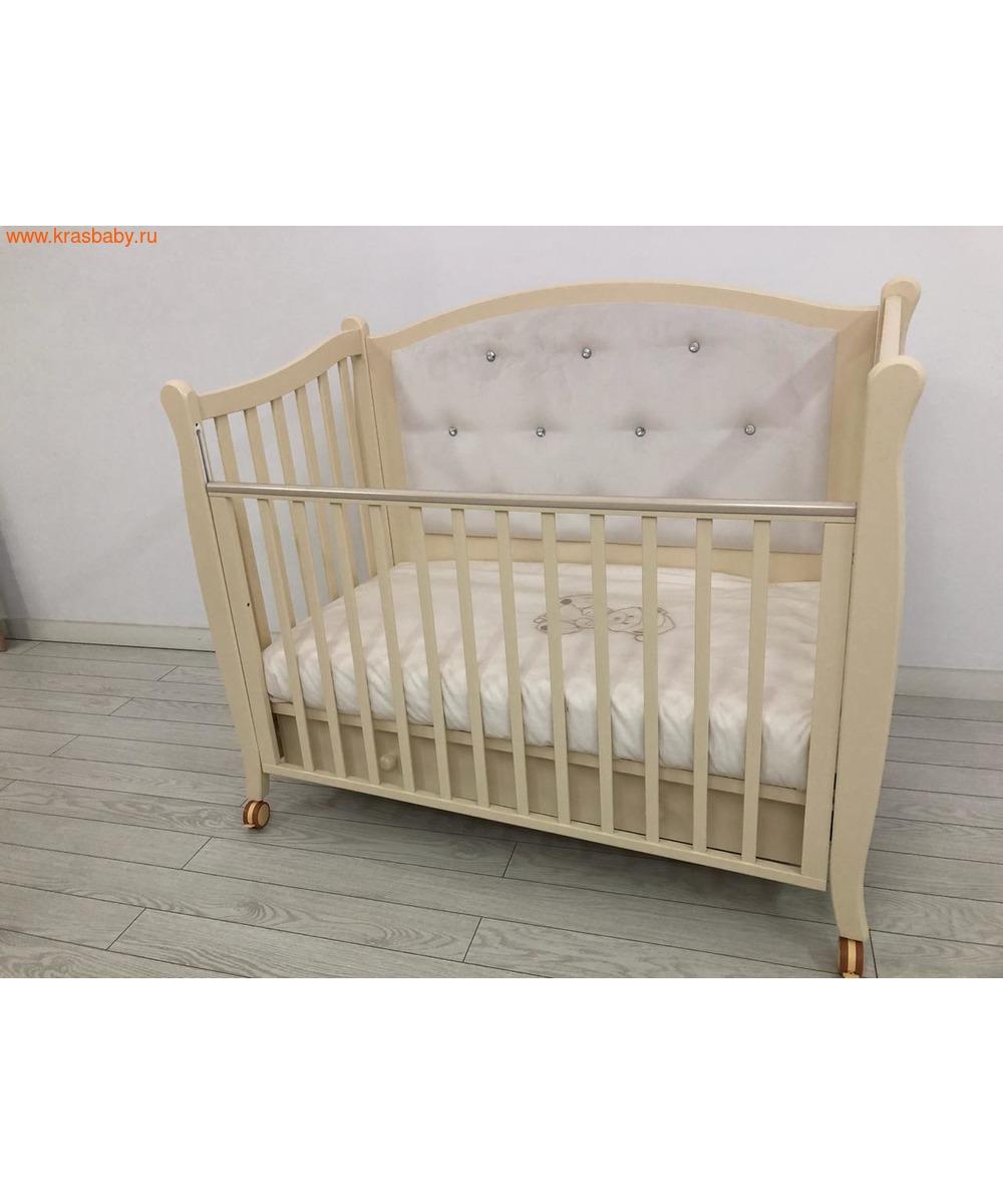 Кроватка GANDYLYAN МОНИКА ЛЮКС (фото, вид 6)