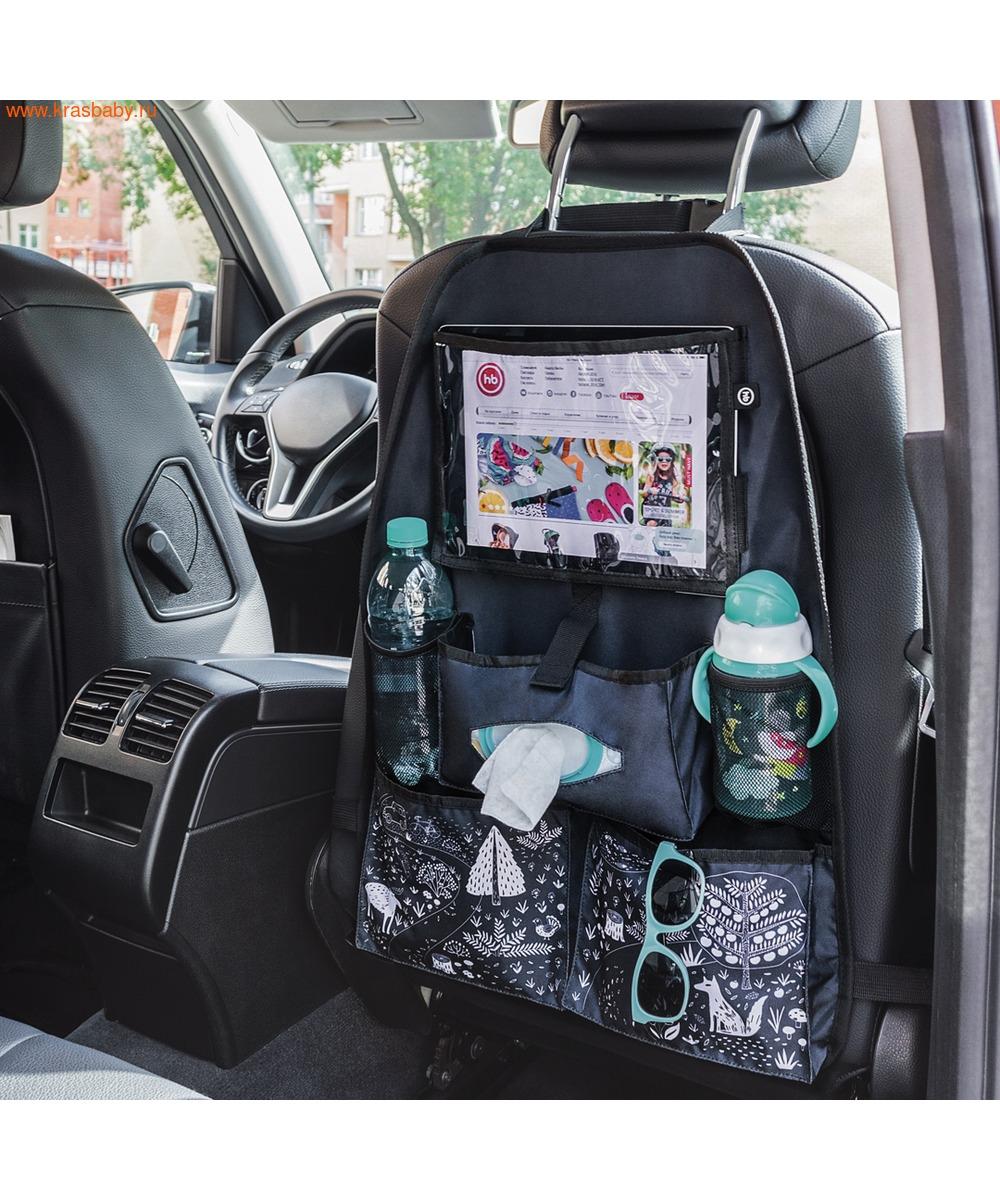 HAPPY BABY Чехол-органайзер для спинки переднего сиденья CAR SEAT ORGANIZER (фото, вид 1)
