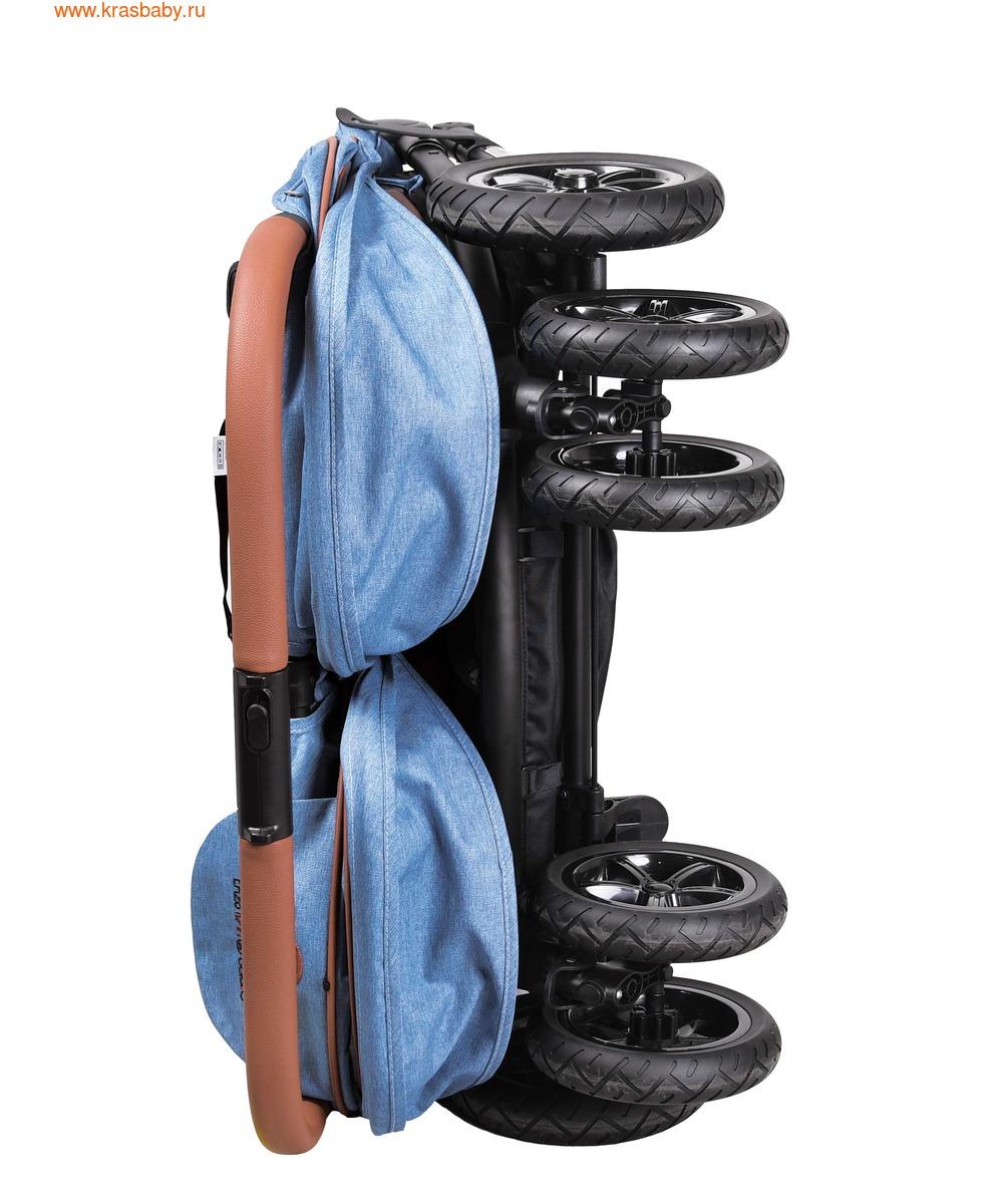 Коляска для двойни COLETTO Enzo (12,5кг) (фото, вид 19)