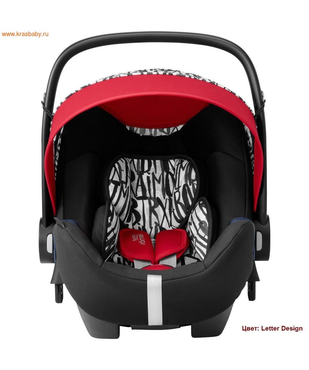 Автокресло BRITAX ROEMER Baby-Safe 2 i-Size (0-13 кг) (фото, вид 1)