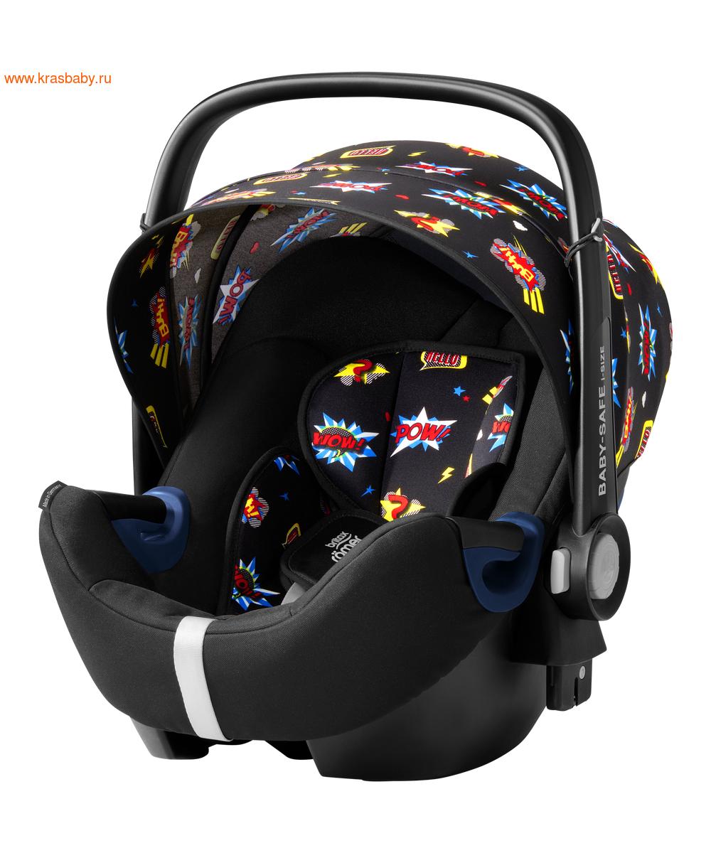 Автокресло BRITAX ROEMER Baby-Safe 2 i-Size (0-13 кг) (фото, вид 4)