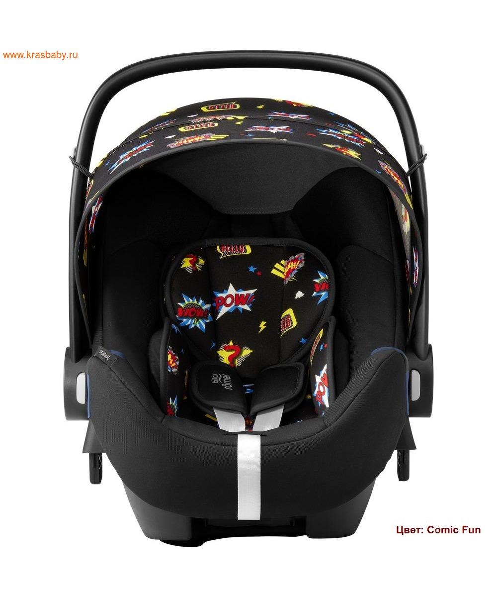 Автокресло BRITAX ROEMER Baby-Safe 2 i-Size (0-13 кг) (фото, вид 5)