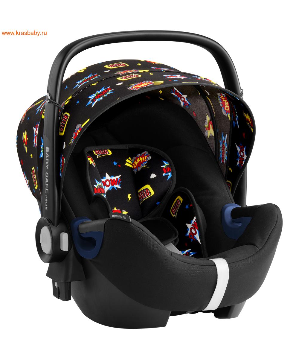 Автокресло BRITAX ROEMER Baby-Safe 2 i-Size (0-13 кг) (фото, вид 6)