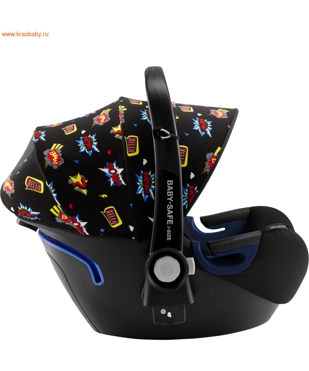 Автокресло BRITAX ROEMER Baby-Safe 2 i-Size (0-13 кг) (фото, вид 7)