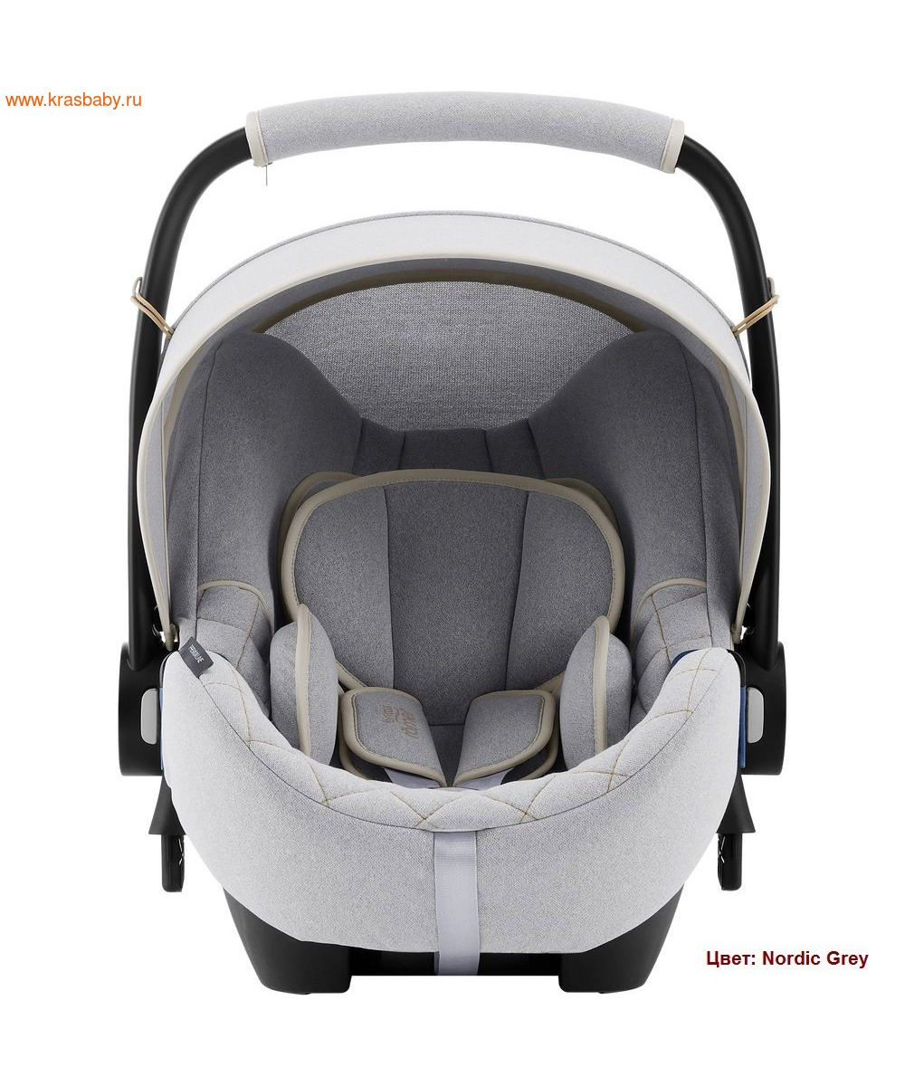 Автокресло BRITAX ROEMER Baby-Safe 2 i-Size (0-13 кг) (фото, вид 9)