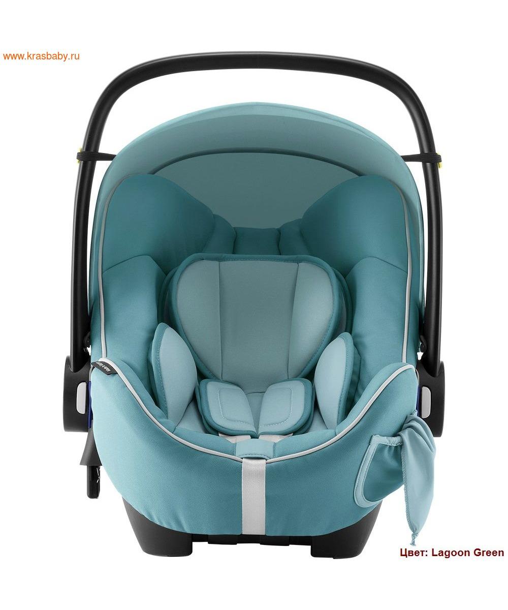 Автокресло BRITAX ROEMER Baby-Safe 2 i-Size (0-13 кг) (фото, вид 29)