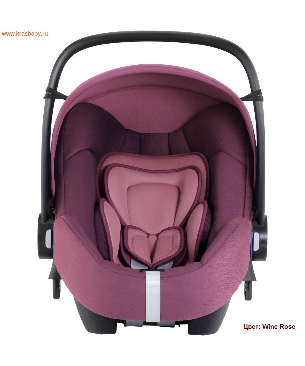 Автокресло BRITAX ROEMER Baby-Safe 2 i-Size (0-13 кг) (фото, вид 41)
