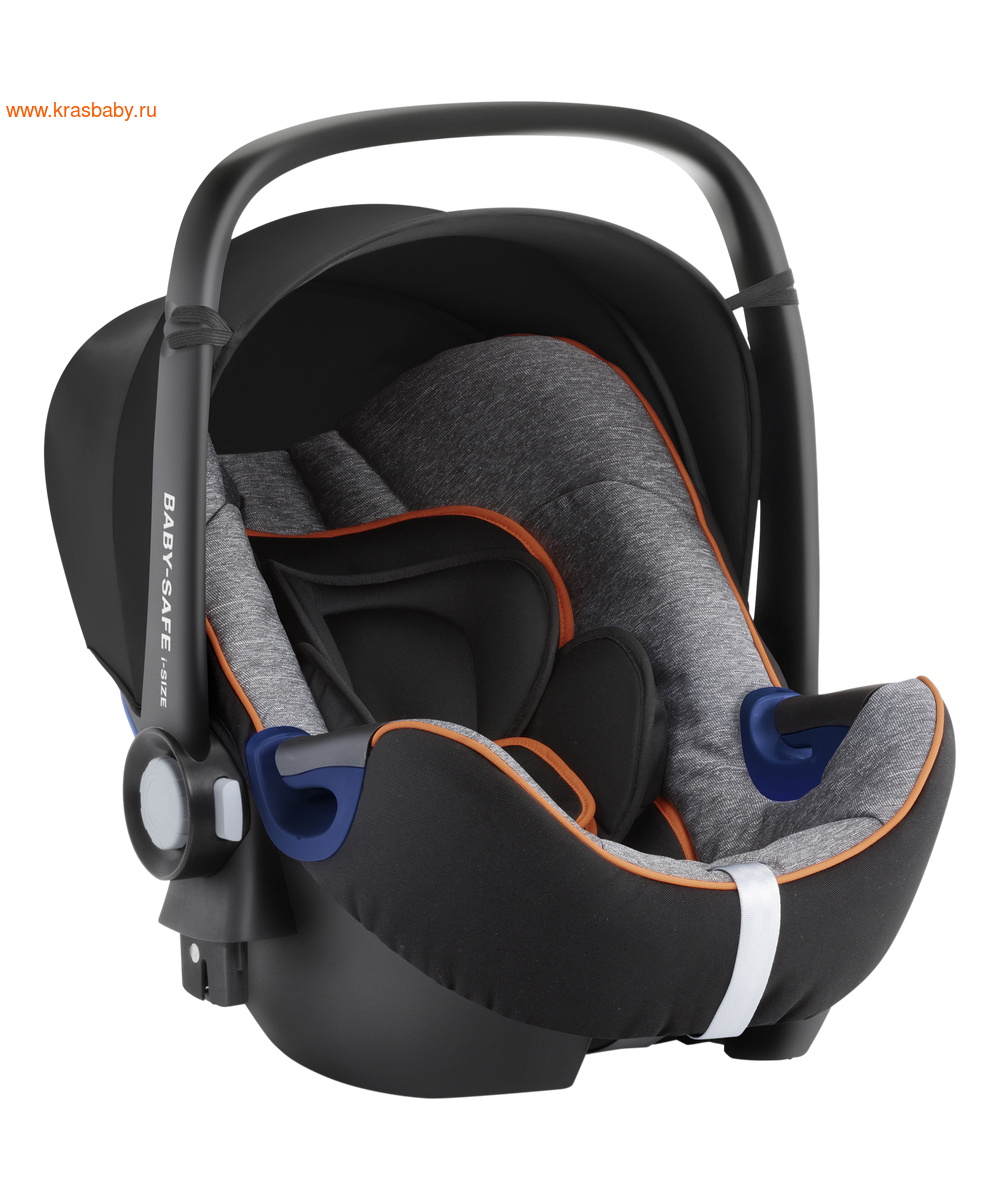 Автокресло BRITAX ROEMER Baby-Safe 2 i-Size (0-13 кг) (фото, вид 46)