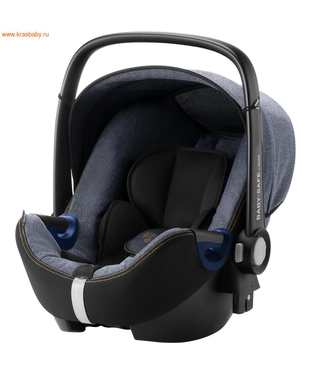 Автокресло BRITAX ROEMER Baby-Safe 2 i-Size (0-13 кг) (фото, вид 48)