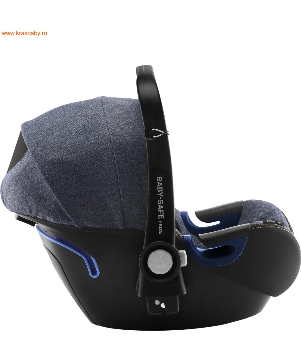 Автокресло BRITAX ROEMER Baby-Safe 2 i-Size (0-13 кг) (фото, вид 51)