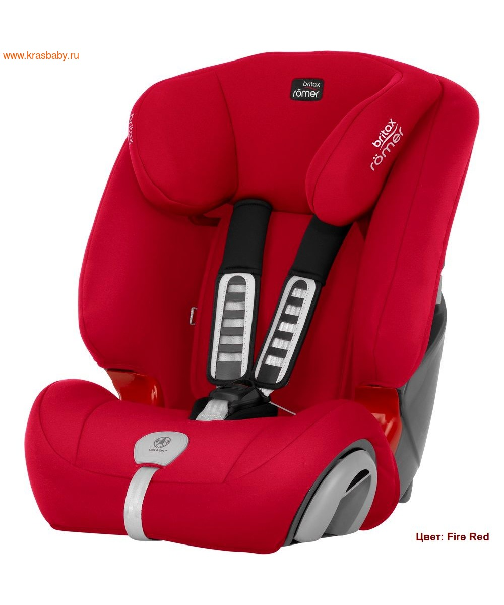 Автокресло BRITAX ROEMER Evolva 1-2-3 plus (9-36 кг) (фото, вид 8)