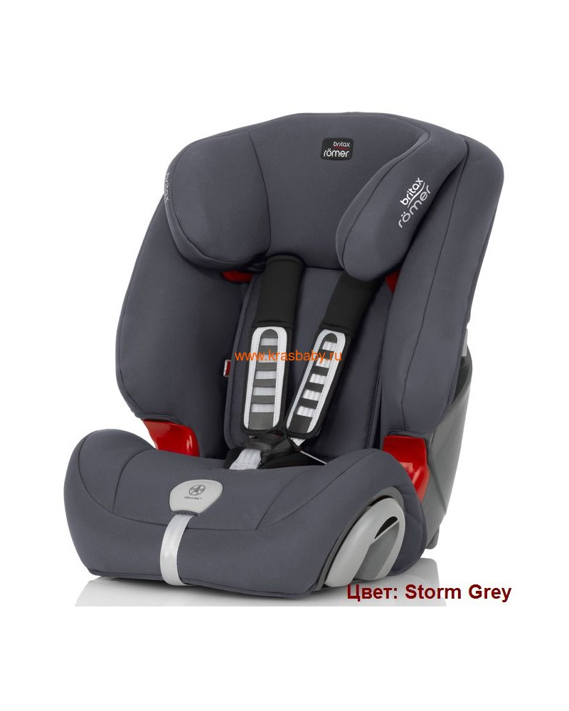 Автокресло BRITAX ROEMER EVOLVA PLUS (9-36 кг) (фото, вид 9)