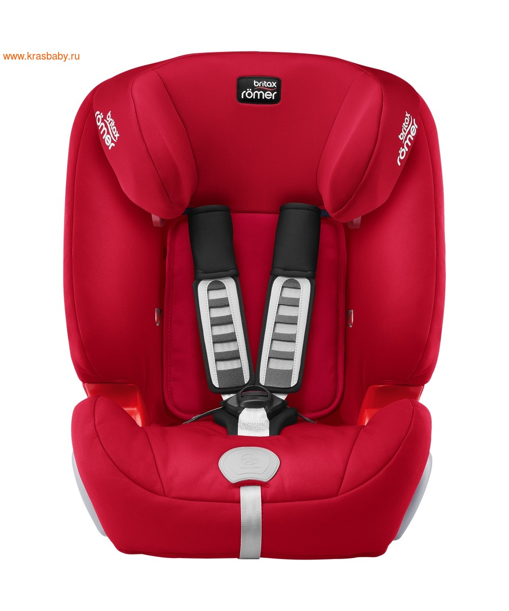 Автокресло BRITAX ROEMER EVOLVA PLUS (9-36 кг) (фото, вид 10)