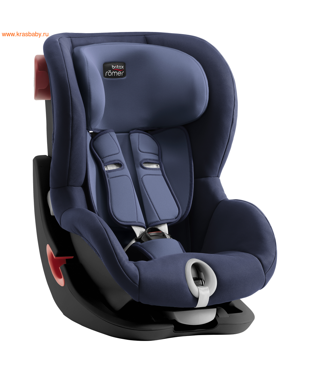 Автокресло BRITAX ROEMER KING II black series (9-18 кг) (фото, вид 18)