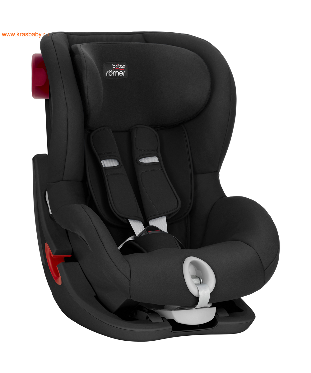 Автокресло BRITAX ROEMER KING II black series (9-18 кг) (фото, вид 22)