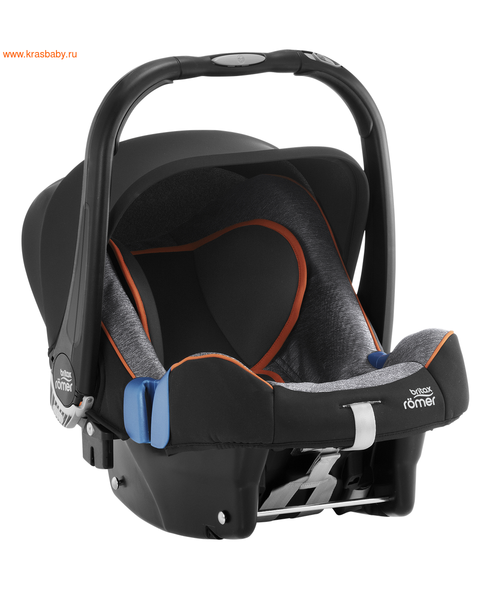 Автокресло BRITAX ROEMER BABY-SAFE plus SHR II (0-13 кг) (фото, вид 2)