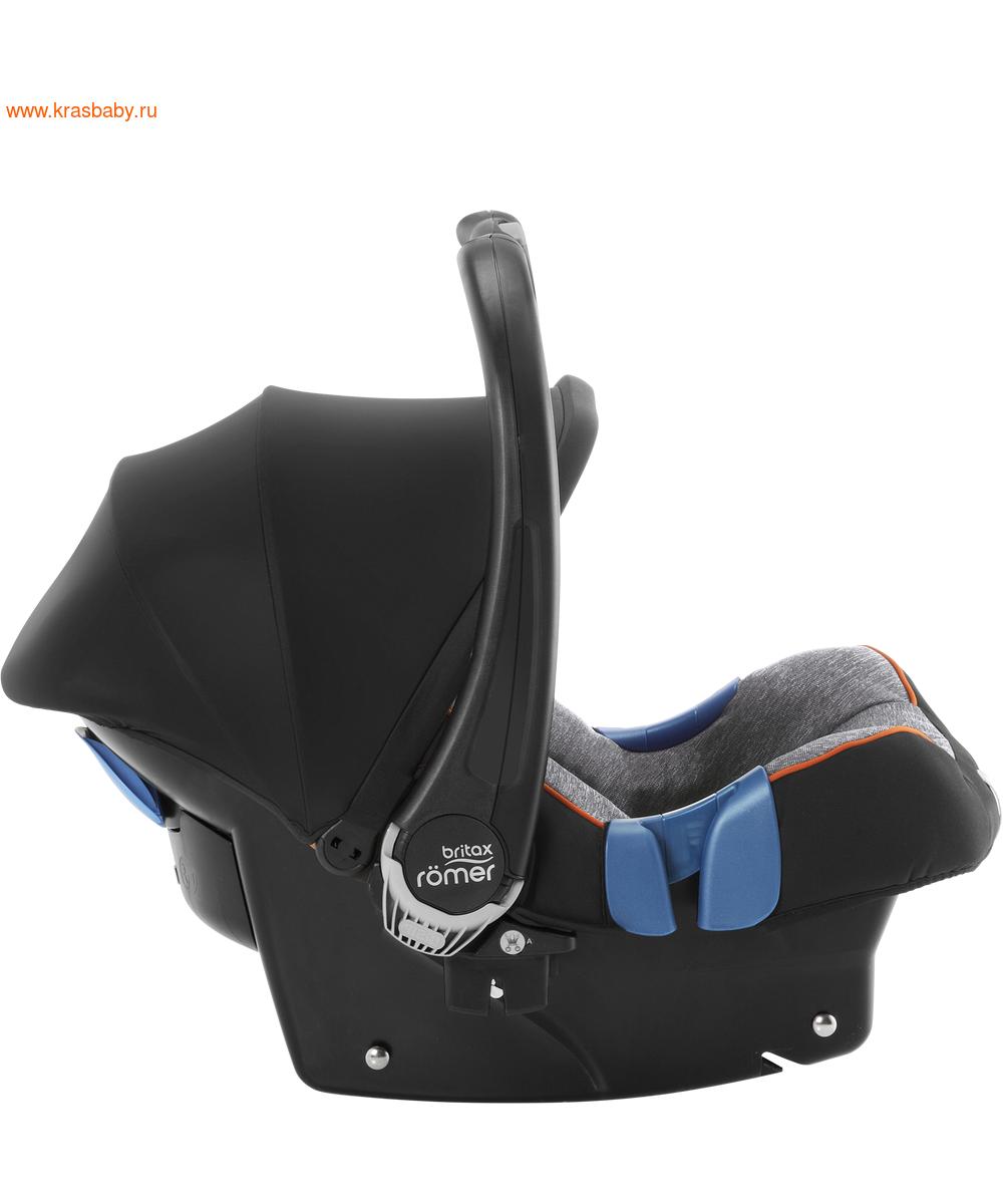 Автокресло BRITAX ROEMER BABY-SAFE plus SHR II (0-13 кг) (фото, вид 3)