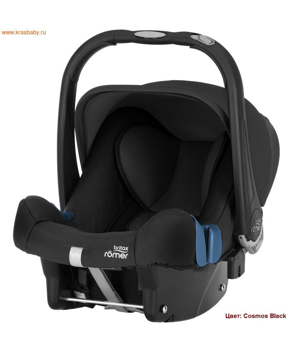 Автокресло BRITAX ROEMER BABY-SAFE plus SHR II (0-13 кг) (фото, вид 4)