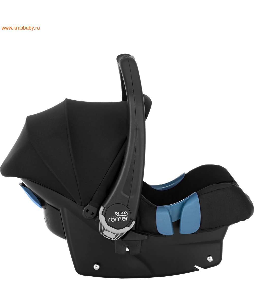 Автокресло BRITAX ROEMER BABY-SAFE plus SHR II (0-13 кг) (фото, вид 7)