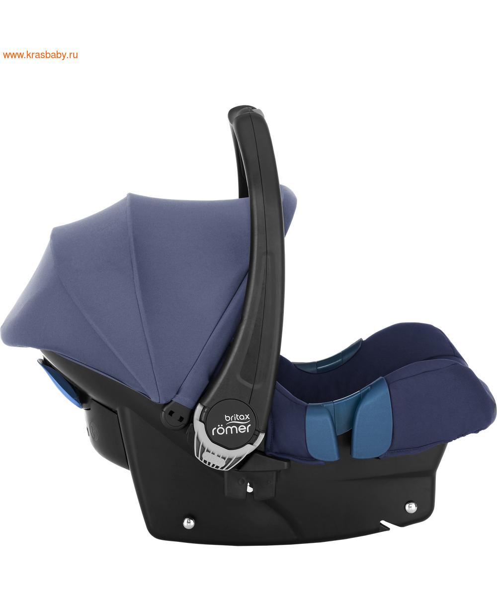 Автокресло BRITAX ROEMER BABY-SAFE plus SHR II (0-13 кг) (фото, вид 11)