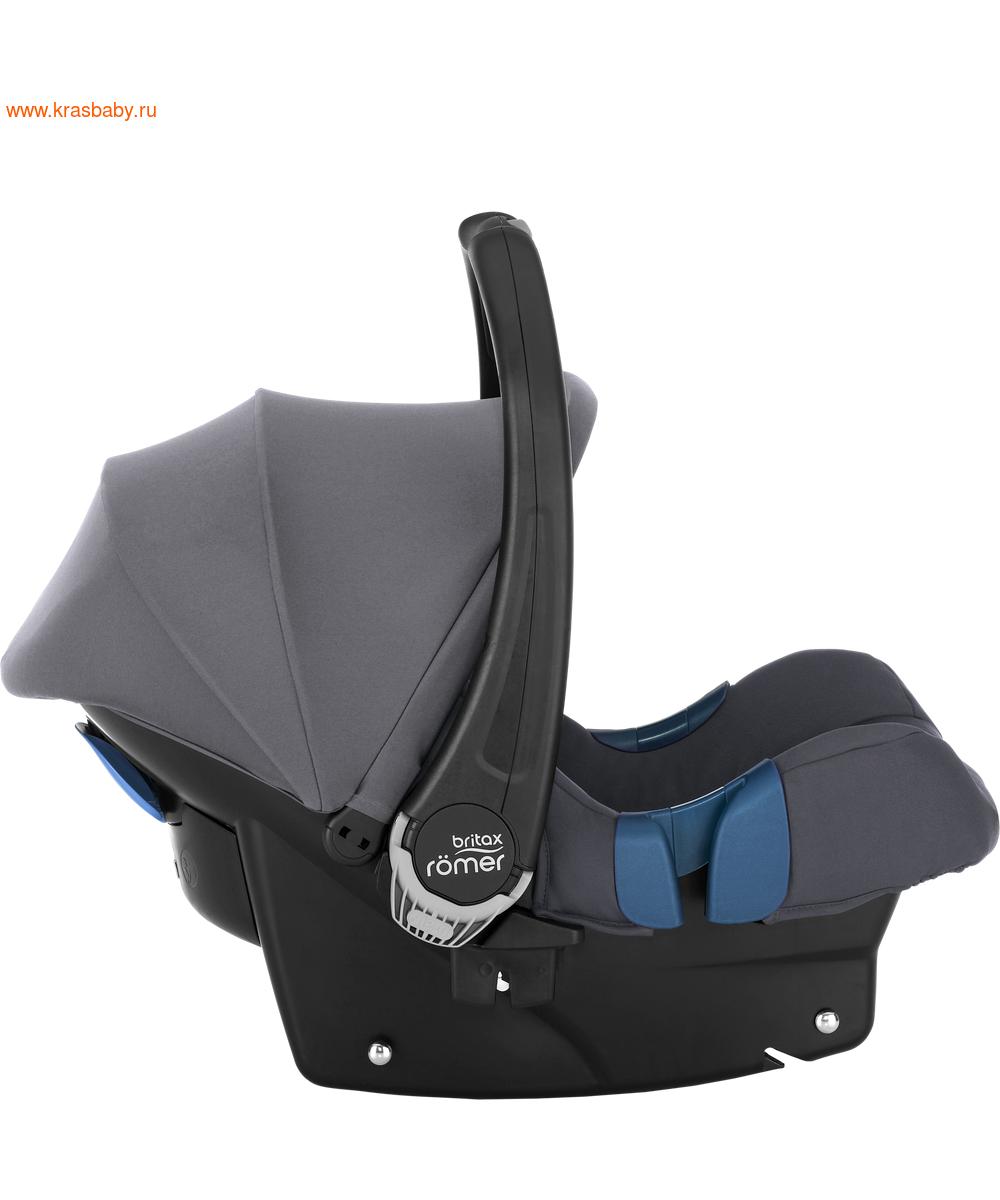 Автокресло BRITAX ROEMER BABY-SAFE plus SHR II (0-13 кг) (фото, вид 15)