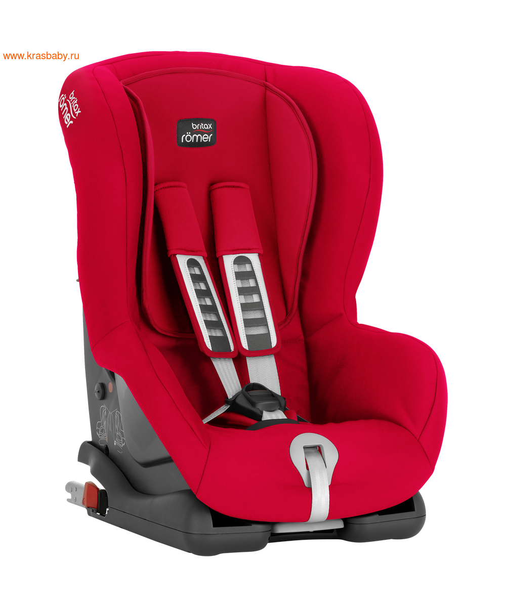 Автокресло BRITAX ROEMER DUO PLUS (9-18 кг) (фото, вид 10)