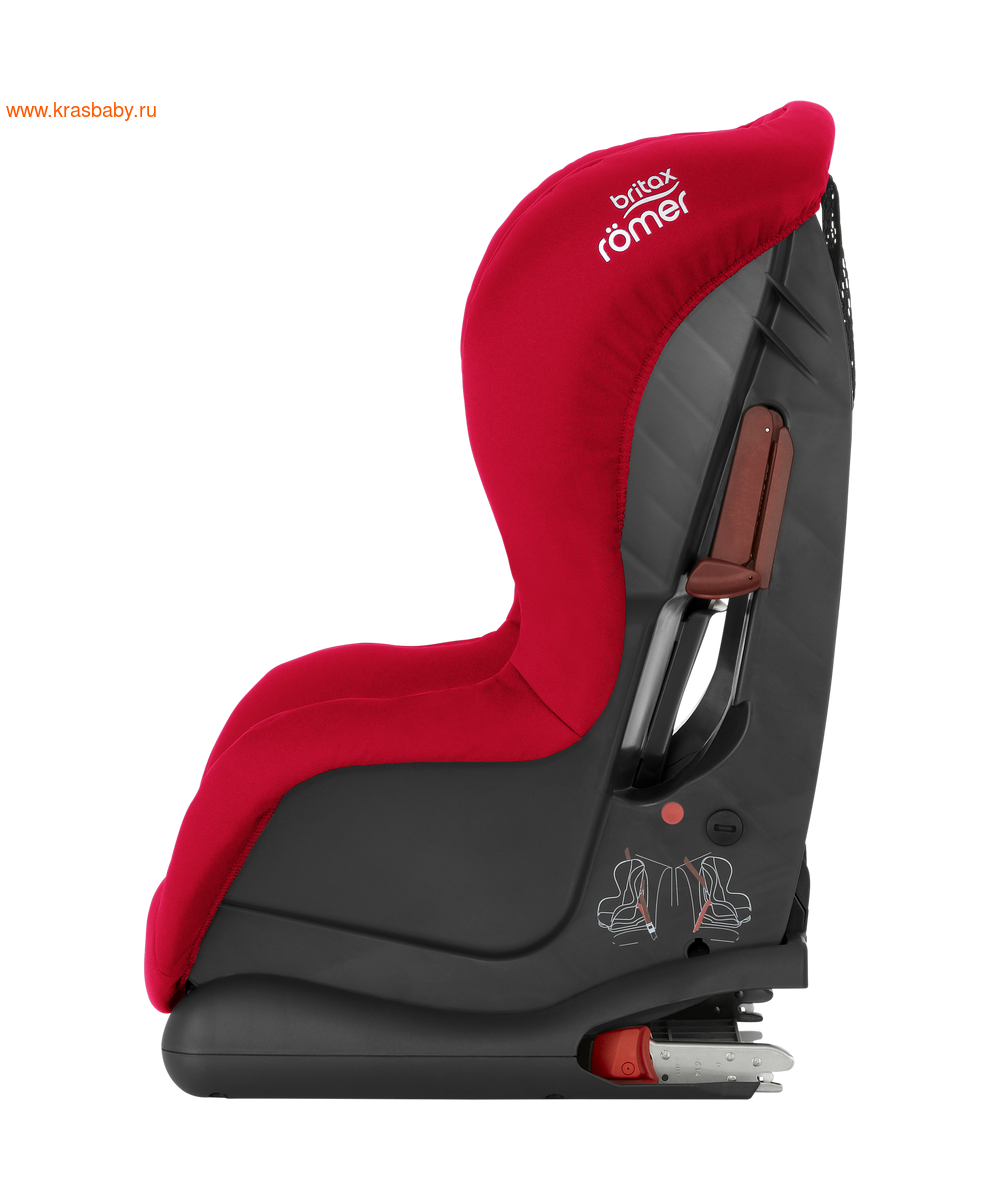 Автокресло BRITAX ROEMER DUO PLUS (9-18 кг) (фото, вид 11)