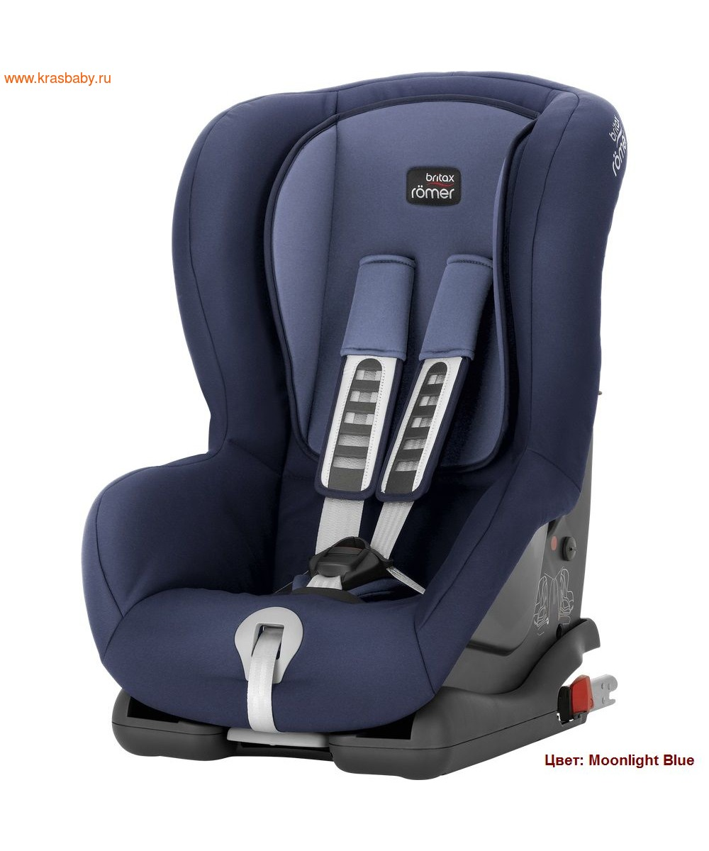 Автокресло BRITAX ROEMER DUO PLUS (9-18 кг) (фото, вид 12)